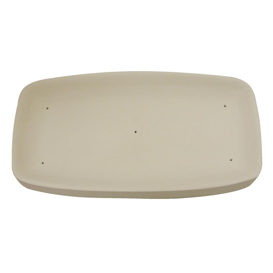 """Rectangle Plate 9.75"""" X 5"""""""