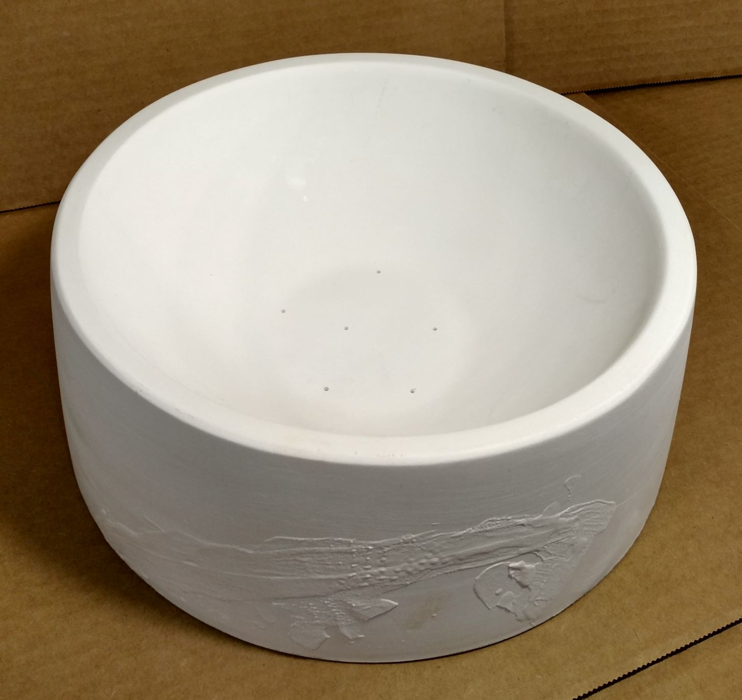 Bowl Round Rim 10