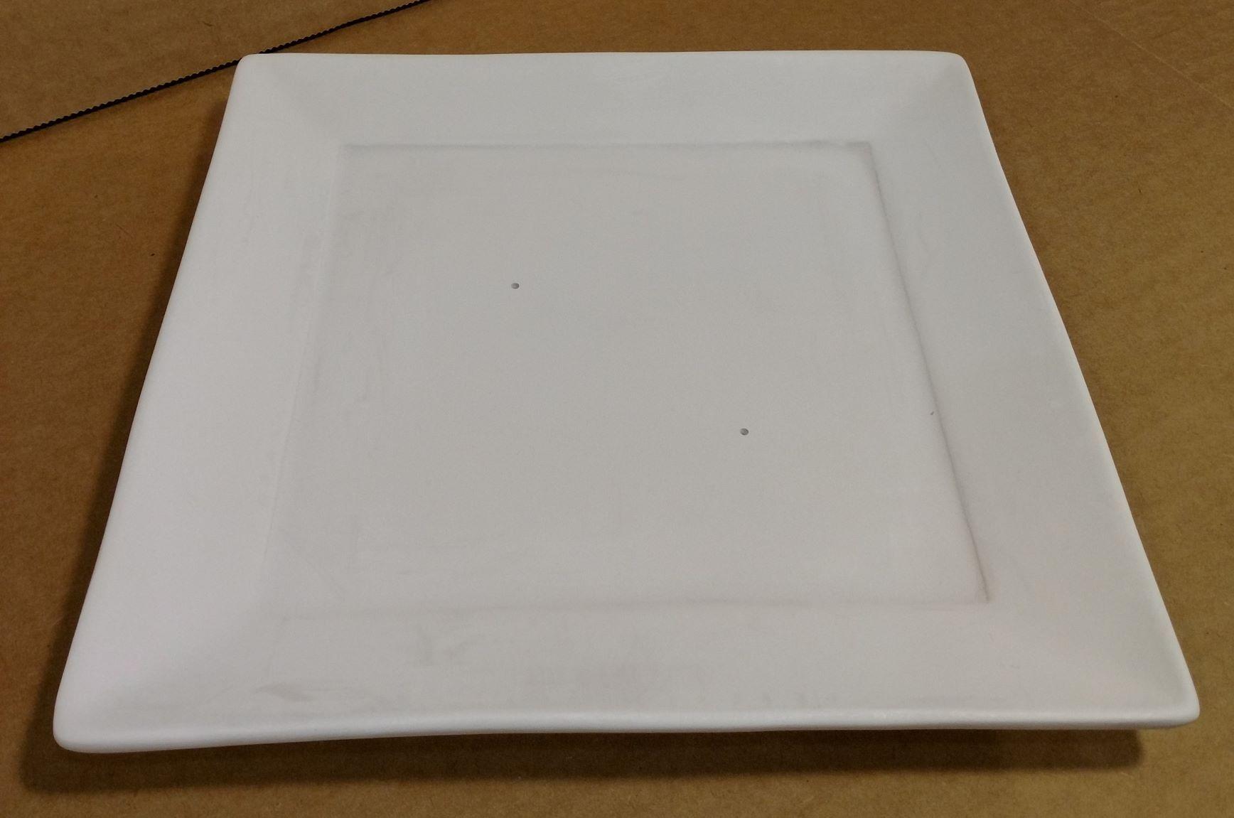 "Plate Square 8"""
